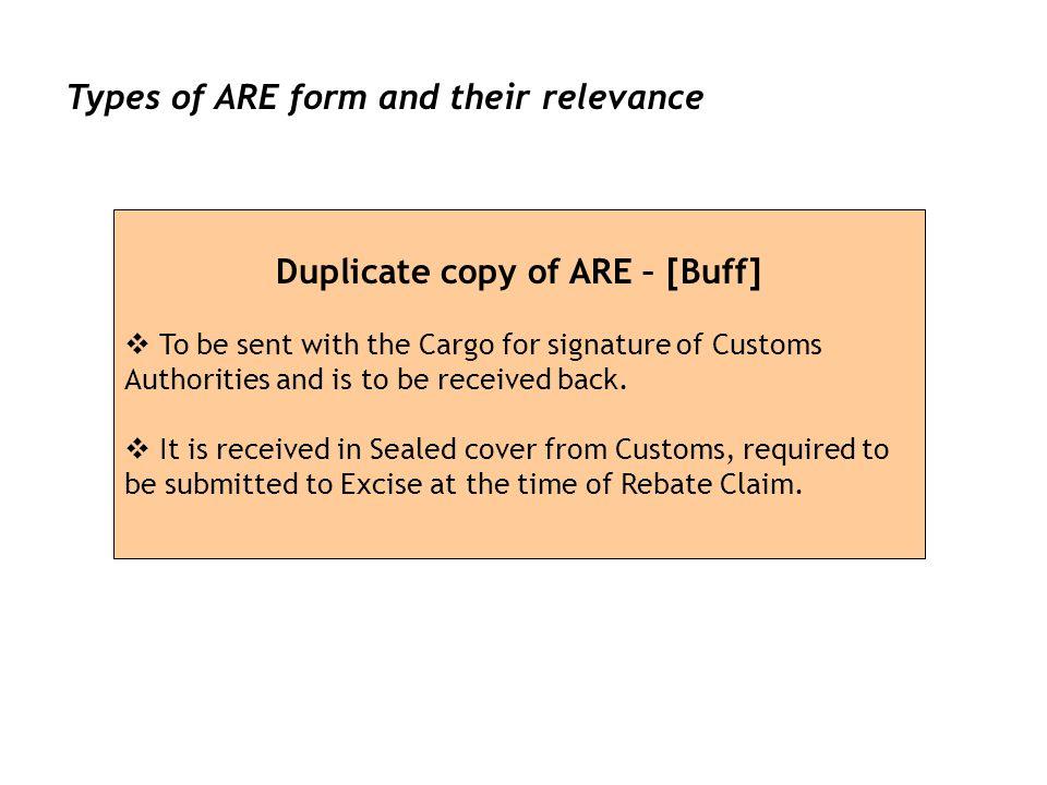 Duplicate copy of ARE – [Buff]